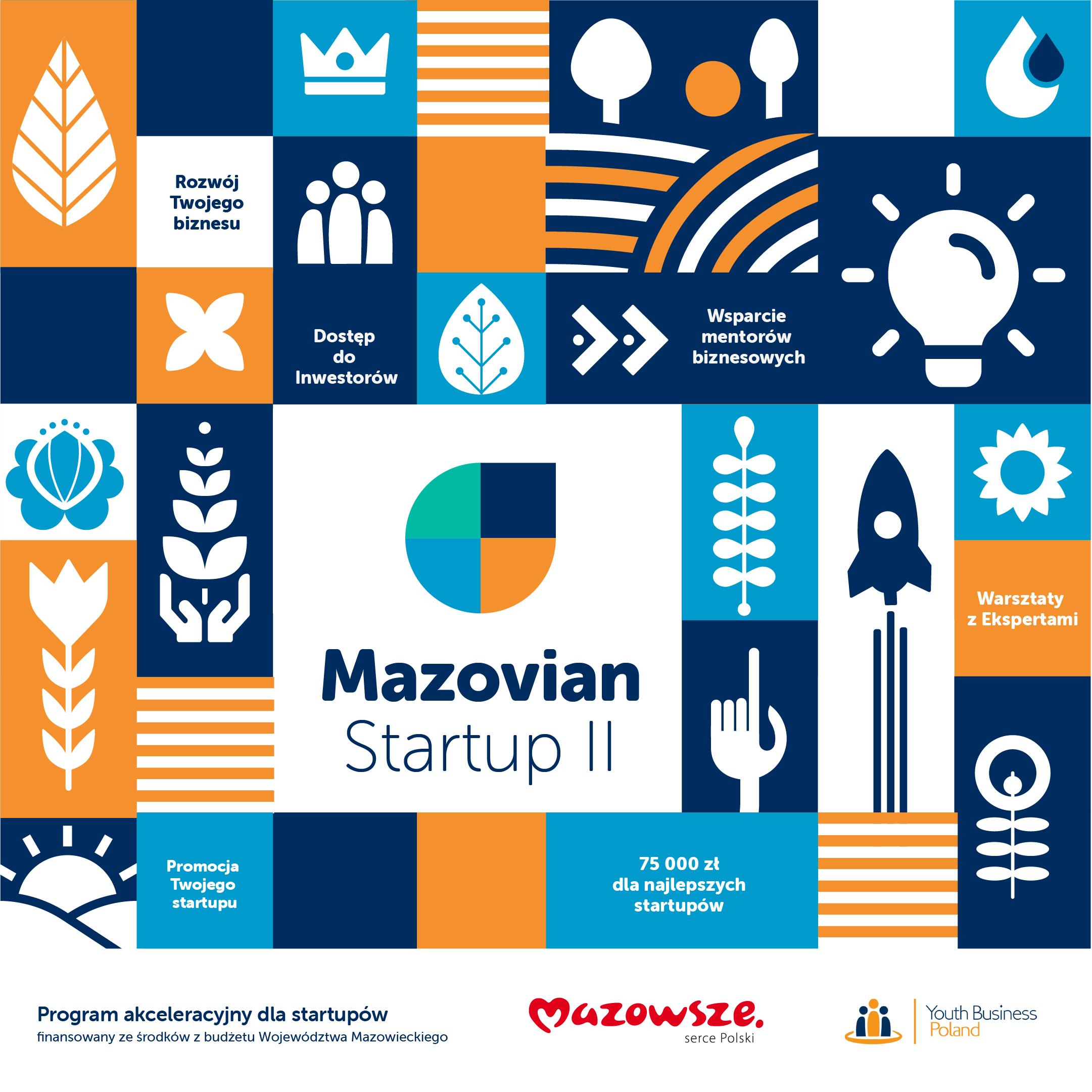 🤝🔥 Dołącz do II edycji Mazovian Startup!