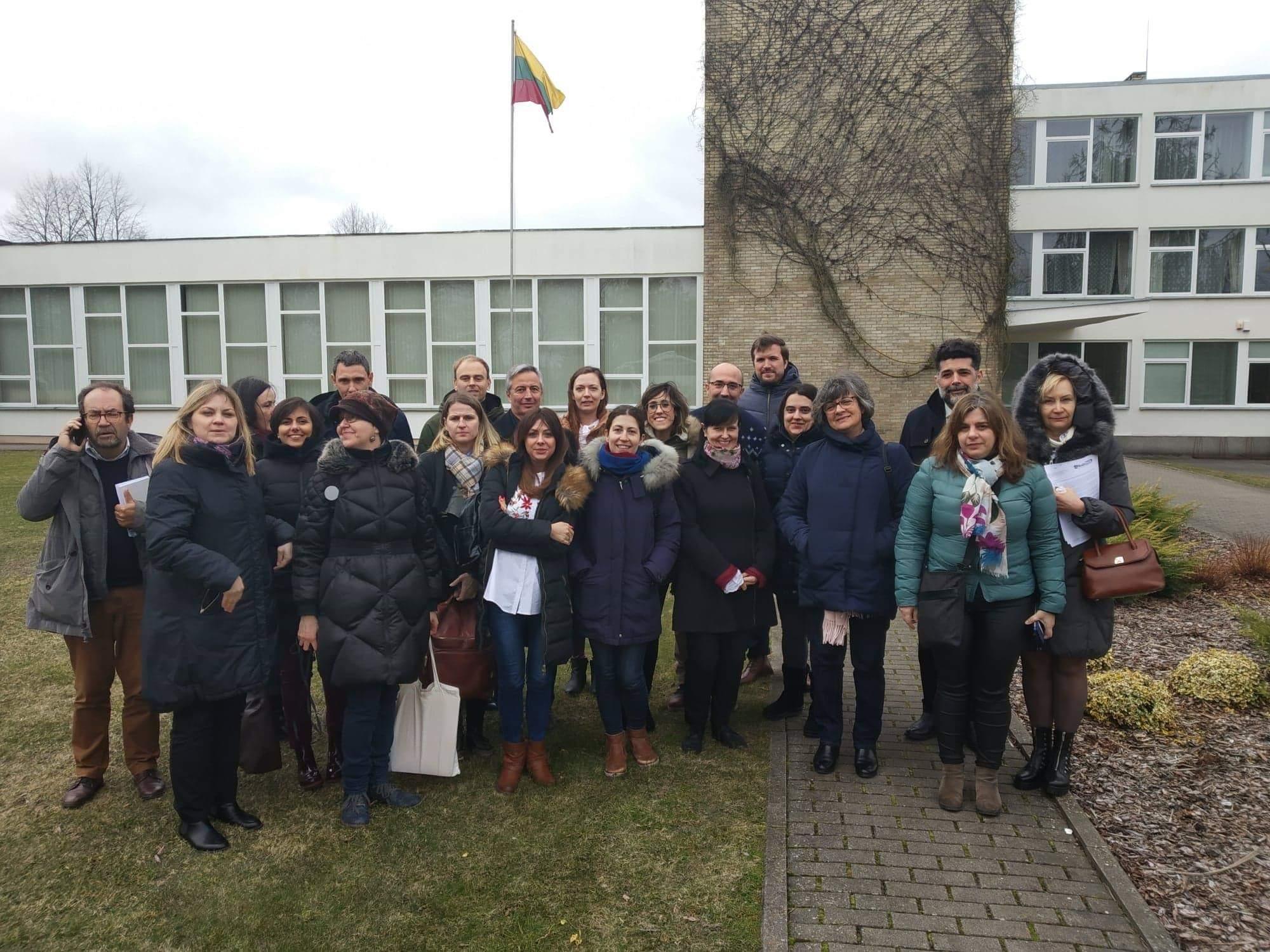 Wizyta studyjna na Litwie w ramach Projektu AgriRenaissance, 20-21 marca 2019r.